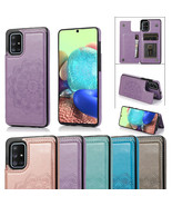 K27) Leather wallet FLIP MAGNETIC BACK cover Case for Apple iPhone - $60.08
