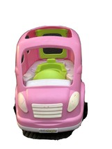 Fisher Price Little People Pink All Around Car or SUV Van Sounds Music 2013 - $21.28
