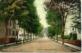 Dover New Jersey 1910 vintage  Post Card - $5.00