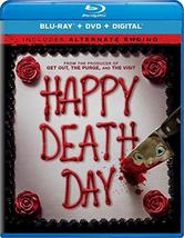 Happy Death Day [Blu-ray+DVD+Digital] (2018)