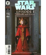 Star Wars: Episode I Queen Amidala #1 Holofoil Cover NM 1999 Dark Horse - £5.98 GBP