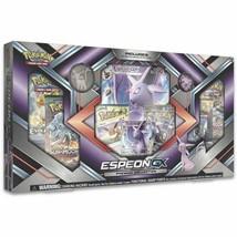 Pokemon Espeon GX Premium Collection Box Sun & Moon Guardians Rising TCG - $44.99
