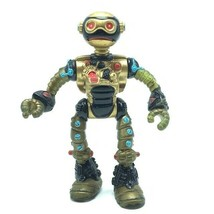 Teenage Mutant Ninja Turtles TMNT action figure 1990 playmates Fugitoid ... - $19.23