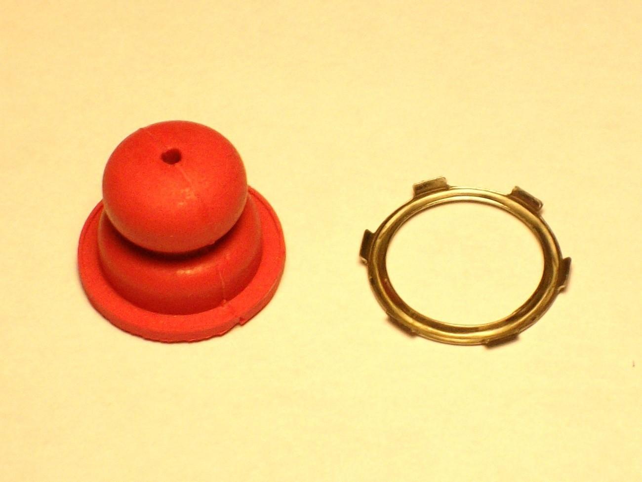 Primer bulb for Tecumseh, MTD, Craftsman and Murray carb carburetor 632694A