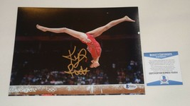 KYLA ROSS SIGNED AUTOGRAPHED 8x10 PHOTO BAS COA F94914 2012 usa gold fie... - $94.97