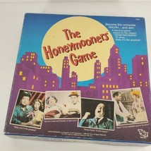 """""""The Honey Mooners"""" Board Game Complete - $17.82"""