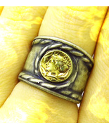 HAUNTED QUEEN OF COINS RING ANCIENT WEALTH HIGH MAGICK OFFERS ONLY 7 SCH... - $90,007.77