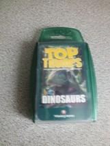 Top Trumps Dinosaurs 2003 - $6.44