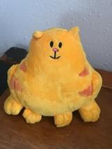 Gently Used Small Commonwealth Orange Plush Tabby Kitty Cat Stuffed Animal –  - $10.39