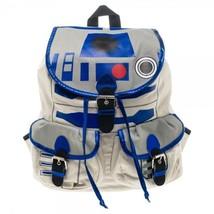 Star Wars R2D2 Droid Clone Wars Darth Vader Wookie School Bag Backpack Knapsack - $34.95