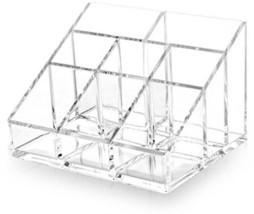 BINO 'The Incline' 8 Compartment Acrylic Makeup... - $14.77