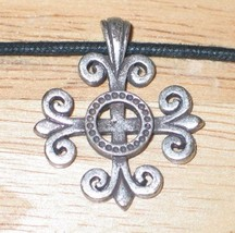 Spiritual Awakening Celtic Harmonies Pendant Necklace - $9.74
