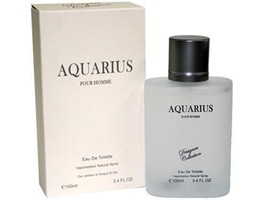Aquarius Cologne for Men New Box Our Version of 3.4 EDT SPRAY Priority Mail - $16.99