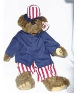 "Samuel, the Patriotic 13"" Bear -Attic Treasures by Ty - $7.92"