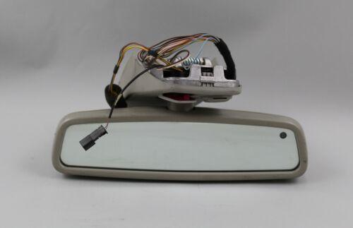 03 04 05 06 MERCEDES SL500 SL55 R230 REAR VIEW MIRROR OEM - $108.89