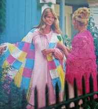 Vintage 1974 McCall's How To Crochet It Book 2 Collector's Edition Magazine - $12.99