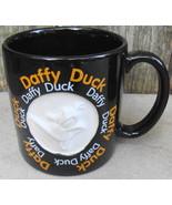 Daffy Duck Dimensional Mug Cup Six Flags Souvenir - $24.99