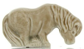 Pony Horse Miniature Porcelain Animal - Whimsies by Wade image 1
