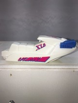 1999 Lanard WOW Girls 3 3/4 Jet Ski  Vehicle Vintage Action Figure P6 - $13.06