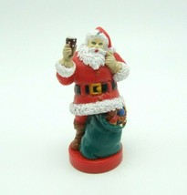 Coca-Cola Vs. Coke Santa Claus King Red Chess Replacement Game Piece 2002 - $9.99
