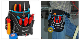 NEW Makita P-71738 Electricians Pouch Tool Belt Bag - $30.65