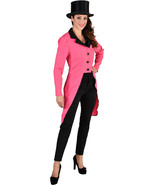 Tailcoat - PINK , Ladies - sizes 6 - 22 - $31.05