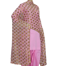 Indian Pakistani Vintage Phulkari Dupatta Multicolour Stole Embroidered ... - $588,10 MXN
