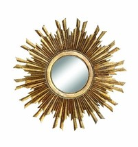 Creative Co-op Gold Sunburst Mirror - $205.51