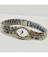 Vintage Pulsar Women's Two Tone Link Band Watch - $24.11