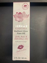 Derma.E Radiant Glow Face Oil, Jojoba Argan & Seabuckthorn Oils , 2 fl oz - $17.99