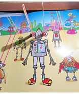 If You're a Robot and You Know It Pop Up Book by David A Carter Musical ... - $98.99