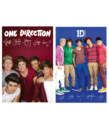 ONE DIRECTION Collector Set of 2 Poster Size Each 24x36 Print Best RARE ... - $19.99