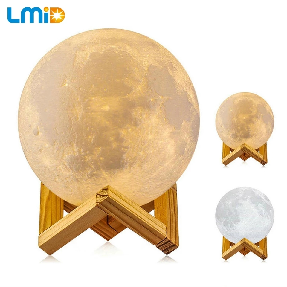 Moonlamp lamp.