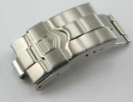 Tag Heuer 2000 Midsize Brushed Polished Clasp 16MM BA0312 WK1212 Auth - $69.09