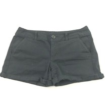 American Eagle Women's Black Shorts 4 image 1