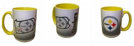 Pittsburgh Steelers NFL Pennsylvania State of Mind Coffee Tea Cup Mug 15 oz - $21.78