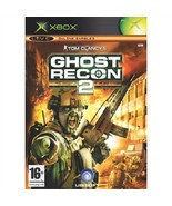 Ghost Recon 2 (Xbox) - Free postage - UK Seller - $5.12