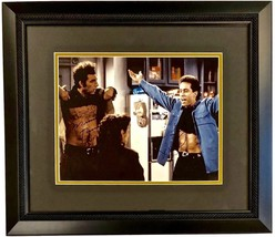 JERRY SEINFELD & MICHAEL RICHARDS Dual SIGNED 11x14 SEINFELD  PHOTO w/CO... - $649.99