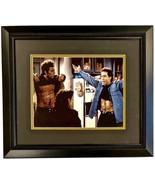 JERRY SEINFELD & MICHAEL RICHARDS Dual SIGNED 11x14 SEINFELD  PHOTO w/COA FRAMED - $649.99