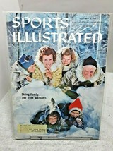 Sports Illustrated December 14 1959 Skiing Family The Tom Watsons vintage - $12.86
