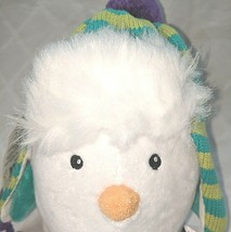 Baby Aspen BA11039NA Ice Caps Hat For Baby And Penguin Plush Gift Set image 2