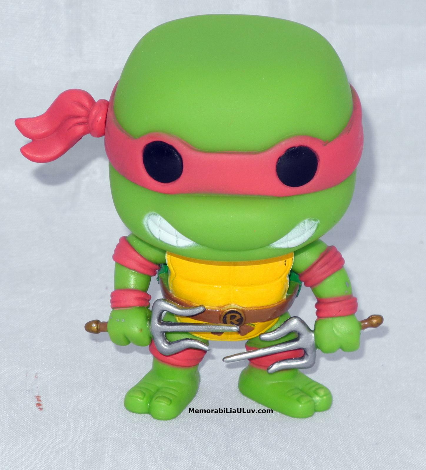 Teenage Mutant Ninja Turtles Raphael Pop Vinyl Figure image 2