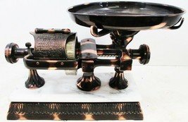 DODGE CO. Micrometer 5-Pound Candy Scale (fully restored) image 1
