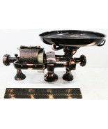 DODGE CO. Micrometer 5-Pound Candy Scale (fully restored) - $1,795.00