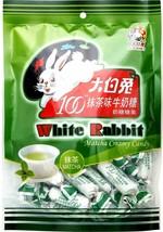 White Rabbit Green Tea Matcha Creamy Milk Candy 5.3 oz ( Pack of 6 ) - $34.64