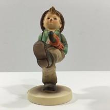 "Goebel Hummel Vintage 1984 ""Globe Trotter"" Figurine (W. Germany) - $38.11"