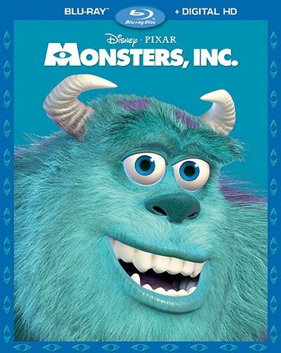 Disney Monsters, Inc. (Blu-ray + Digital)