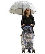 Bumbershoot, an Umbrella for the Stroller Chauffer - $59.99