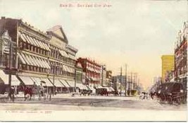 Main Street Salt Lake City 1906  Post Card - $7.00
