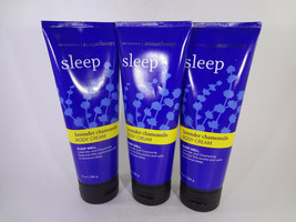 Bath & Body Works Sleep Lavender Chamomile Body Cream 3PK (8oz ea) [HB-B] - $26.18